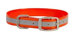 KOA Reflex Orange Reflective Collar
