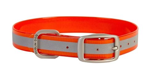 KOA Reflex Orange Reflective Collar