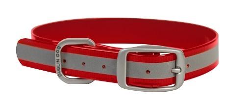 KOA Reflex Red Reflective Collar