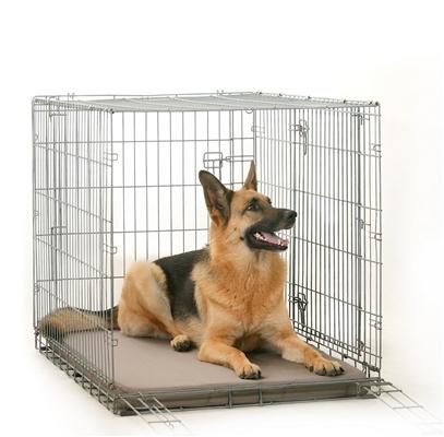 Orthopedic Interlaced Dog Crate Air Mat