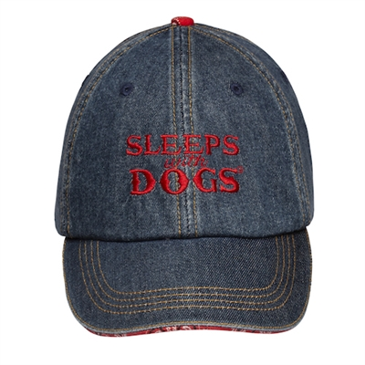 BARKOLOGY® SLEEPS WITH DOGS® - DENIM