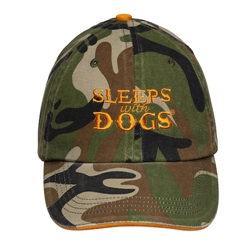 BARKOLOGY® SLEEPS WITH DOGS® - CAMO