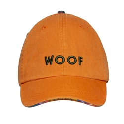 BARKOLOGY® WOOF - ORANGE