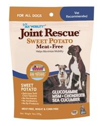 "Ark Naturals Sea ""Mobility"" Joint Rescue Sweet Potato Dog Treats, 9-oz bag"