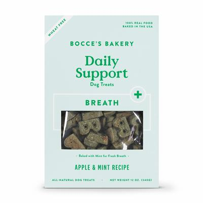 FUNCTIONAL BREATH AID BISCUITS (12OZ)