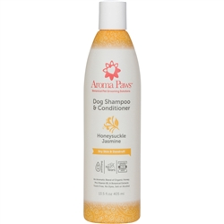 Honeysuckle Jasmine Dog Shampoo & Conditioner in One (13.5 oz)