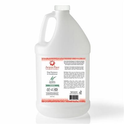Gallon Shampoo Eucalytpus Peppermint