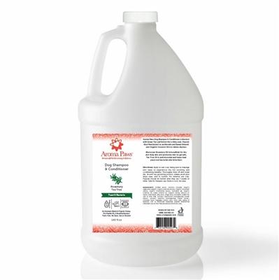 Gallon Shampoo Rosemary Tea Tree