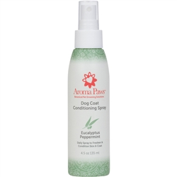 Eucalyptus Peppermint Dog Coat Spray (4.5 oz)