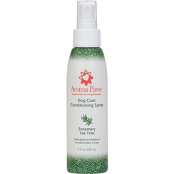 Rosemary Tea Tree Dog Coat Spray (4.5 oz)