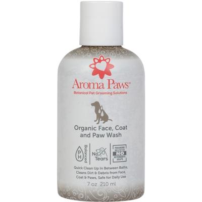 Organic Face, Coat & Paw Wash (7.0 oz)