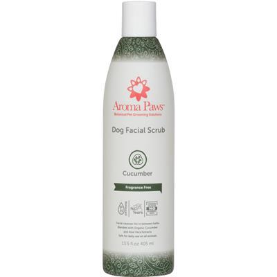 Organic Cucumber & Aloe Facial Scrub (13.5 oz)