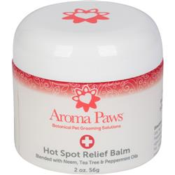 Hot Spot Relief Balm Neem & Tea Tree (2.0 oz)