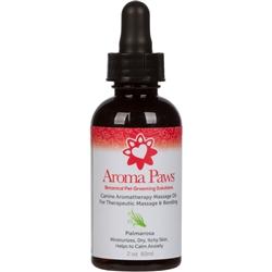 Palmarosa Massage Oil (2.0 oz)