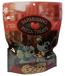 Parmigiano Pizza Treats by Healthy Dogma