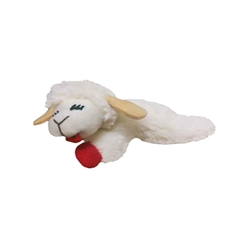 "4"" Lamb Chop Cat Toy"