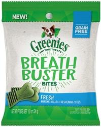 GREENIES BREATH BUSTER BITES FRESH 1.2OZ
