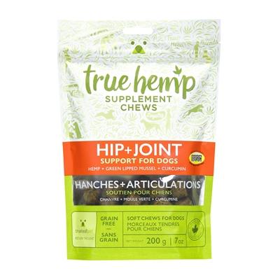 True Hemp HIP+JOINT Supplement Chews for Dogs - 7oz