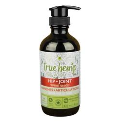 True Hemp HIP+JOINT Supplement Oil for Dogs - 8floz