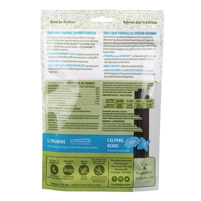 True Hemp CALMING Supplement Sticks for Dogs - 6.6oz