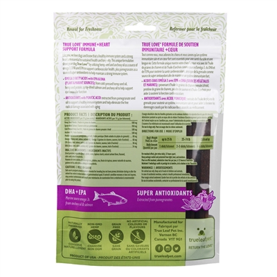 True Hemp IMMUNE+HEART Supplement Sticks for Dogs - 6.6oz
