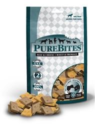 PUREBITES BEEF & CHEESE DOG TREATS