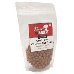 Grain Free Chicken Flavor Cat Treats, 5oz bags.