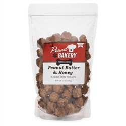Peanut Butter & Honey Flavored Chewies Dog Treats, 16oz. bags
