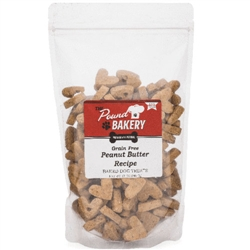 Grain Free Peanut Butter Hearts Dog Treats, 12oz. bags