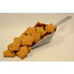 Cheese & Liver Chewie Stars - 13 lbs Bulk