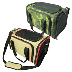 Folding Airline Approved Dog Carrier Crate