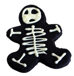 Skeleton Gingerbread Man