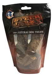Beef Lung Rounds - Steer Jerky