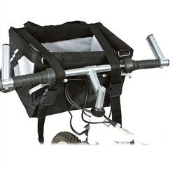Fur Cycle Collapsible Pet Bike Carrier