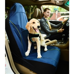 Open Road Single Car Seat Cover