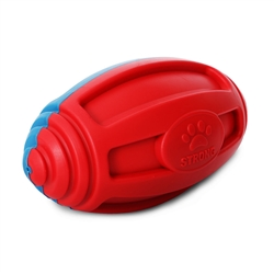 Gridiron Football Floating Chew And Fetch Dog Toy