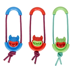Sling-Away Treat Dispensing Launcher Dog Toy by Pet Life