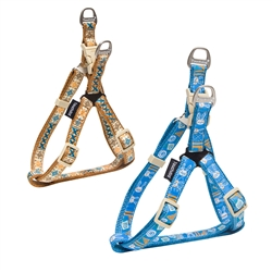 Designer Pet Harness & Leash Combination
