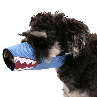Fumigation Adjustable Designer Dog Muzzle by Pet Life