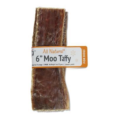 "GoGo® 2 pack 6"" Moo Taffy"