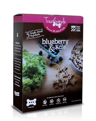 Blueberry & Kale Recipe - Small Limited Ingredient Bones