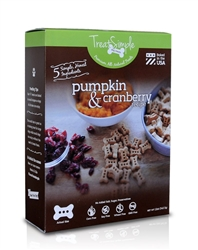 Pumpkin & Cranberry Recipe - Small Limited Ingredient Treats