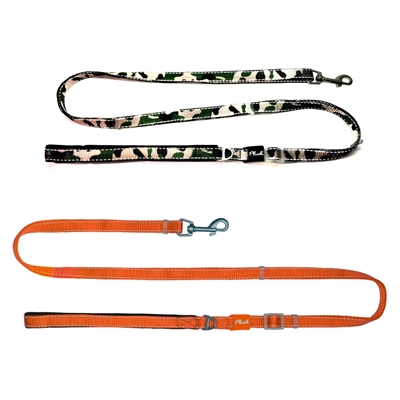Adjustable Reflective Leash by Plush