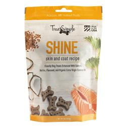 Shine: Skin and Coat Recipe Dog Treats (9 oz. bags)