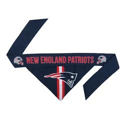 NFL New England Patriots Dog Bandana - Tie On