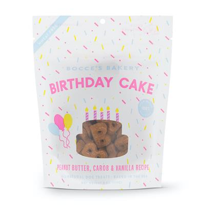 Birthday Cake Biscuits, 5 oz Bags
