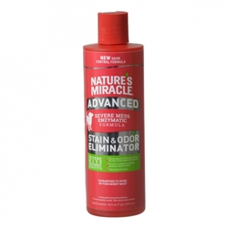 NATURE'S MIRACLE ADVANCED STAIN & ODOR ELIMINATOR 16OZ
