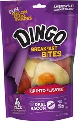 DINGO BREAKFAST BITES EGG & BACON 4PK