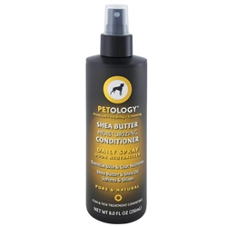 Petology Shea Butter Moisturizing Daily Spray 8 OZ