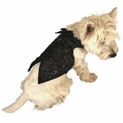 Gentlemen's Tuxedo, Black Sequins
